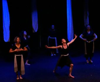 Dancesequences at Woven 2
