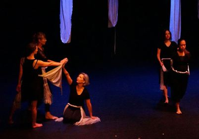 Dancesequences at Woven